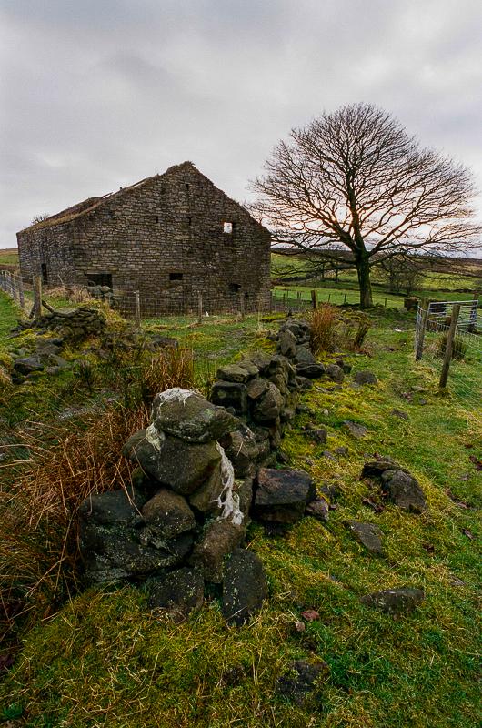 297 Ratten Clough Barn Brinscall Mechanical Landscapes