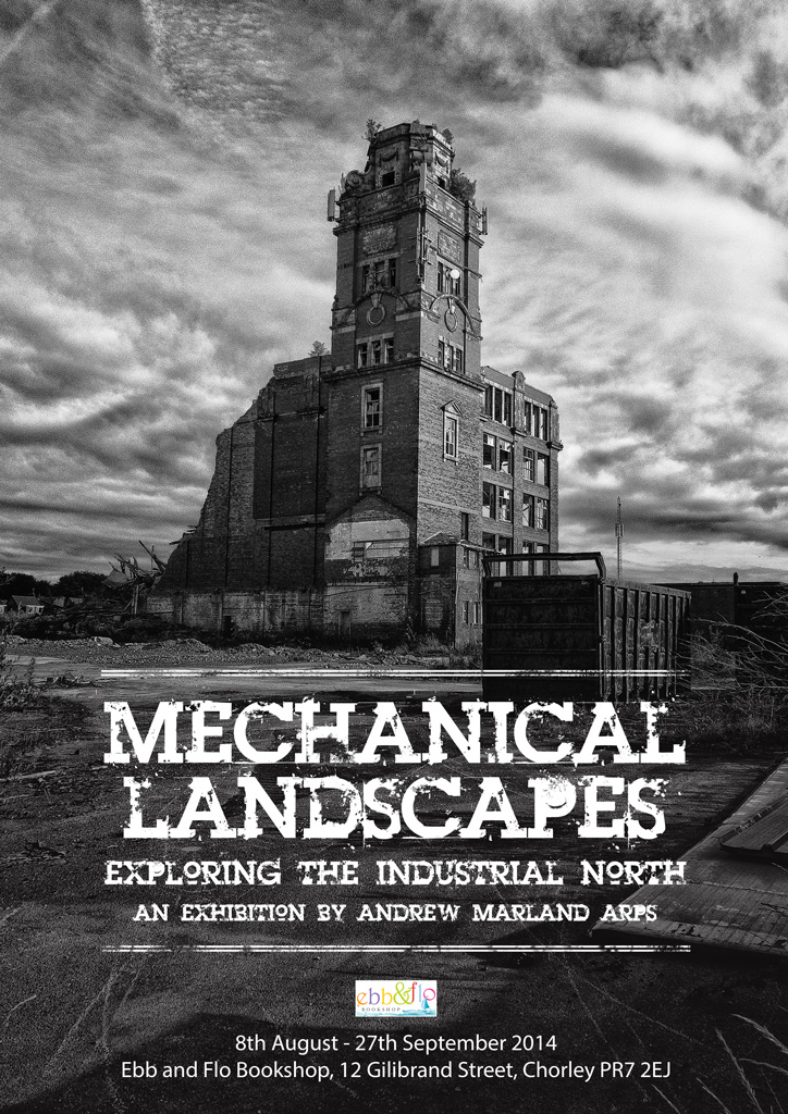 Mechanical-Landscapes---Ebb-and-Flo-Poster
