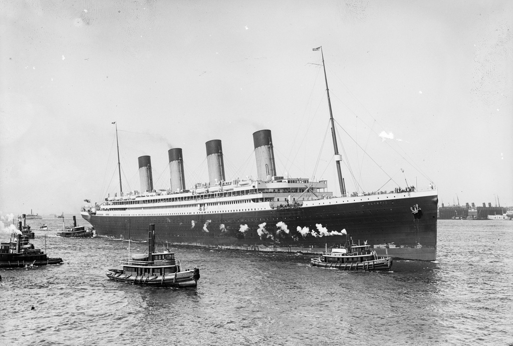 rms olympic mechanical landscapes