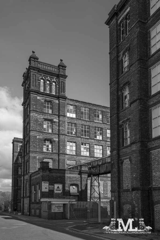 Mutual Mills, Heywood