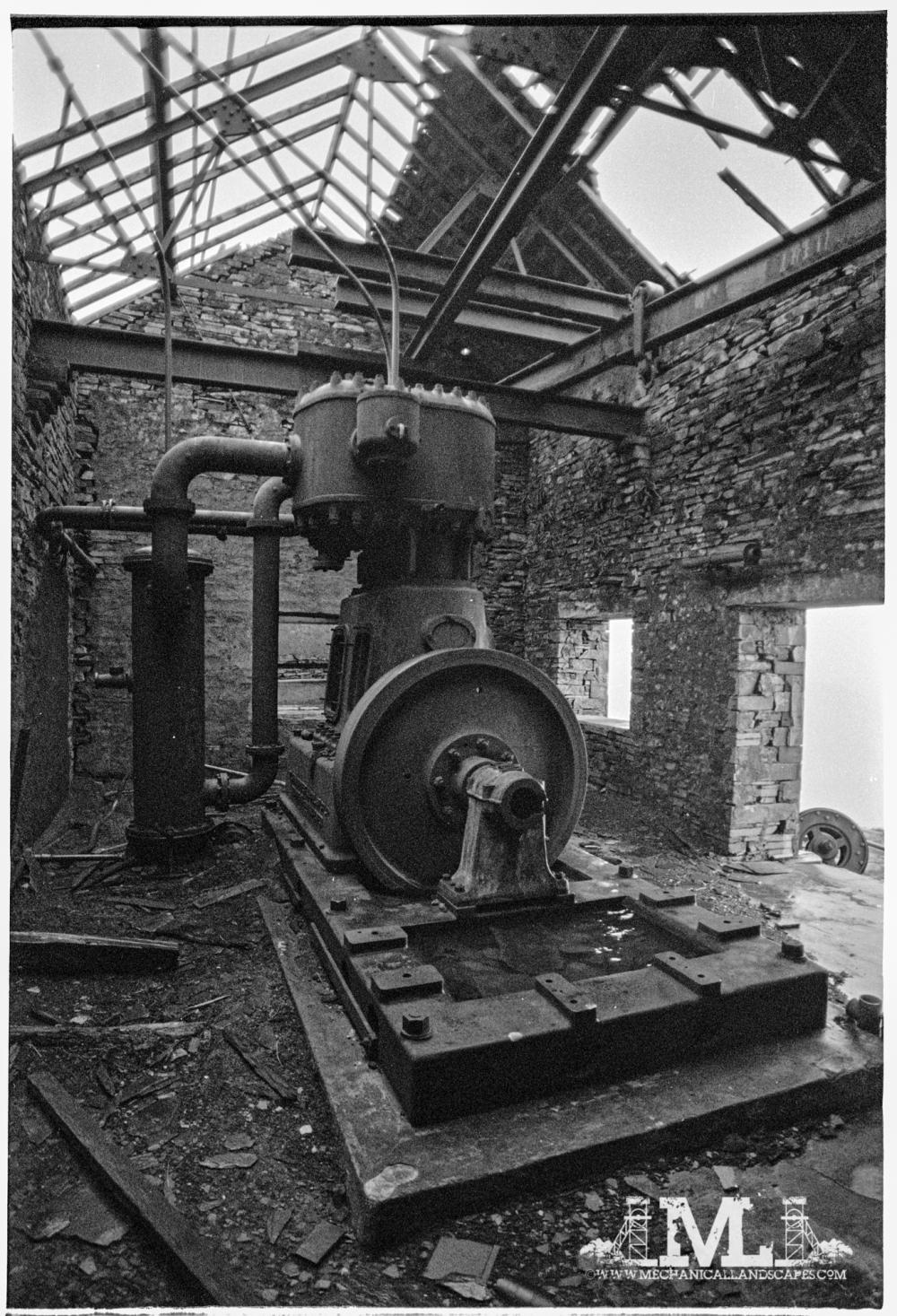 Dinorwic Slate Quarry Scan -16